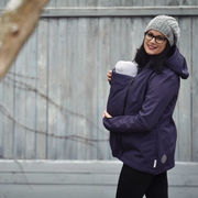Softshell Jacket Plum Purple
