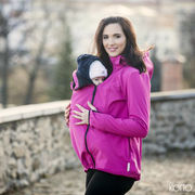 Angelwings Softshell Jacket Magenta