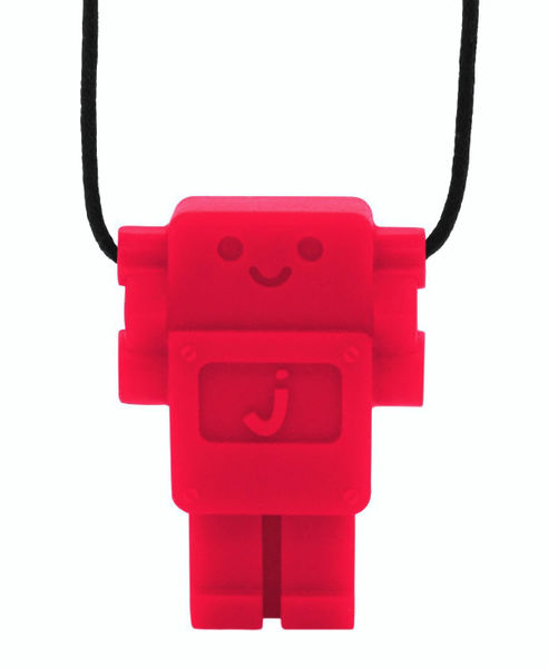 Robot Pendant, Red